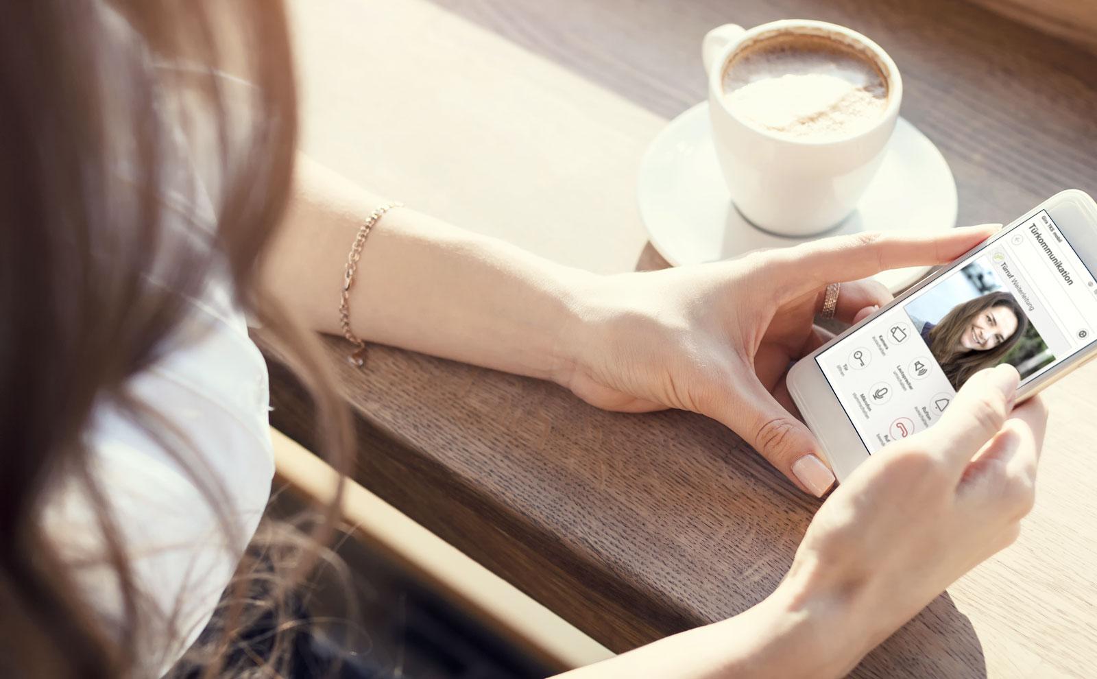 porttelefon-via-app