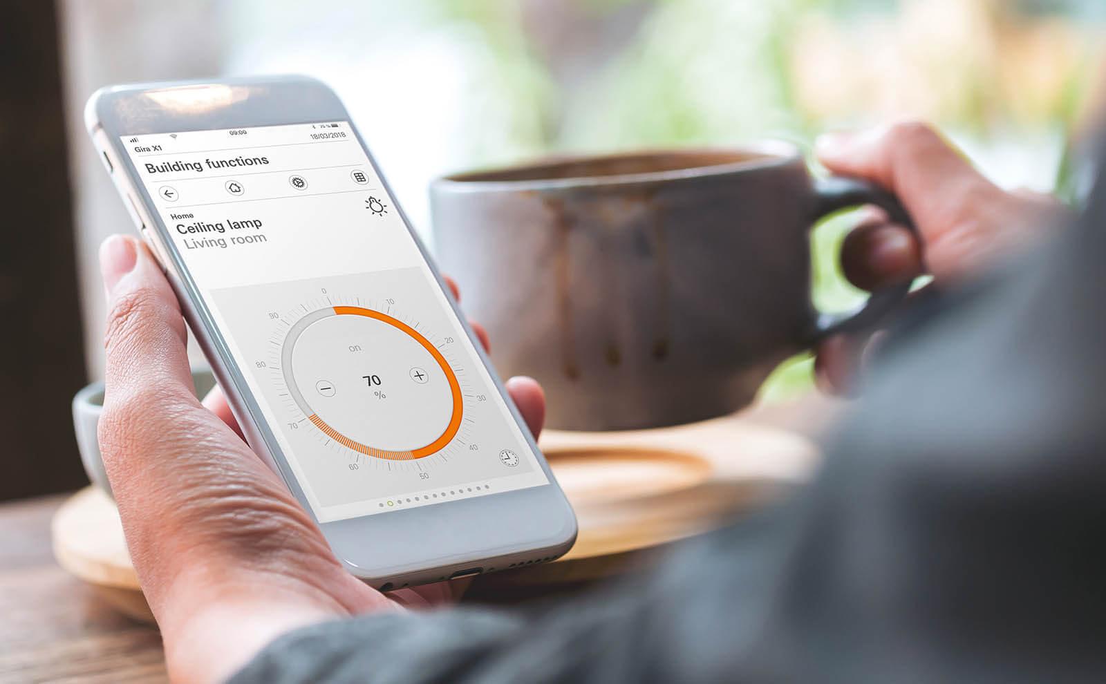 gira-smart-home-app